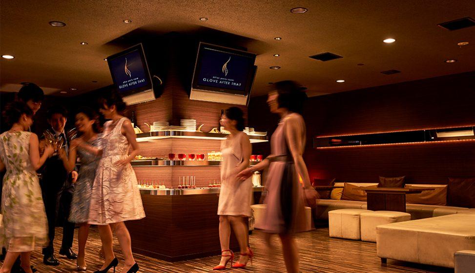 札幌の人気結婚式場|グローヴウィズアクアスタイル|J