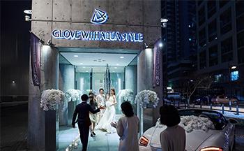 札幌の人気結婚式場|グローヴウィズアクアスタイル|K