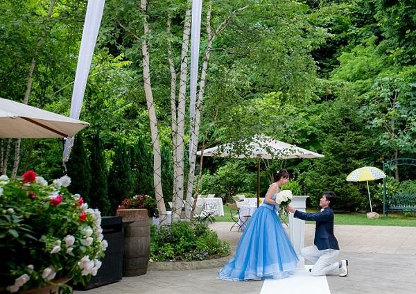 結婚式|札幌|ジャルダンドゥボヌール|ゲストハウス|幸せの庭|札幌コンシェル|式場探し