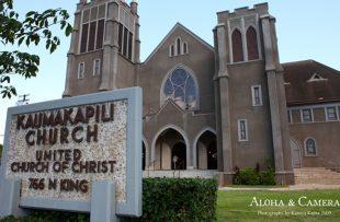 人気リゾート結婚式|カウマカピリ教会|A