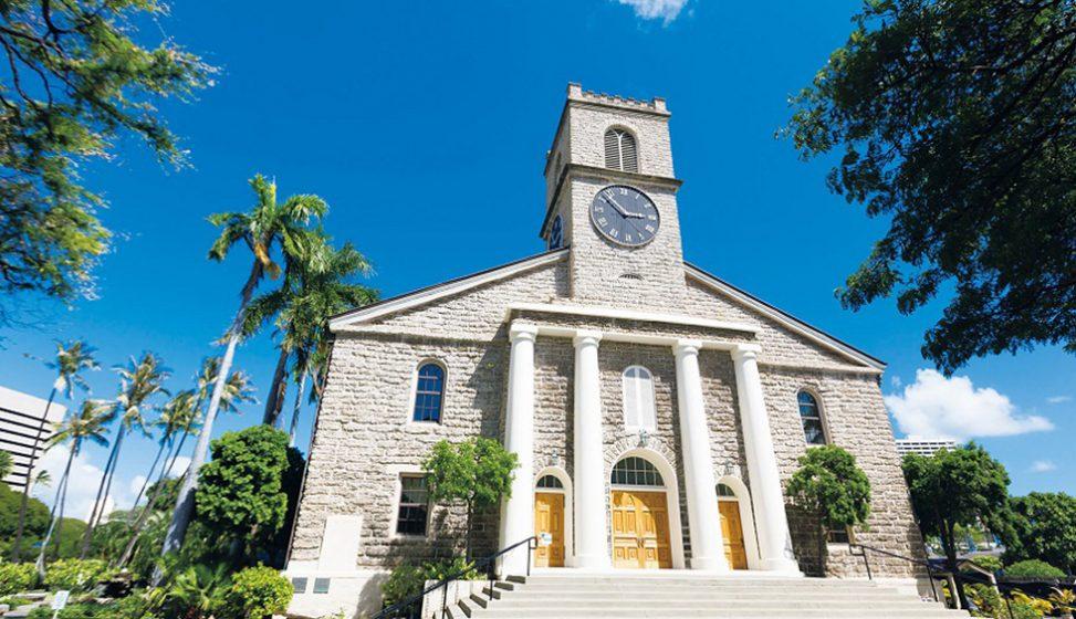 人気リゾート結婚式|カワイアハオ教会|A