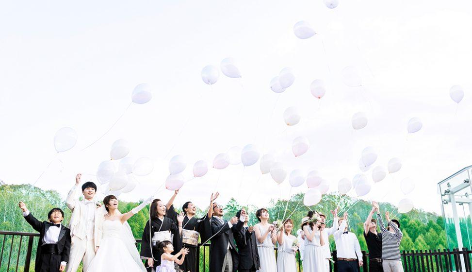 札幌の人気結婚式場|北湯沢緑の森の教会|森のソラニワ|C