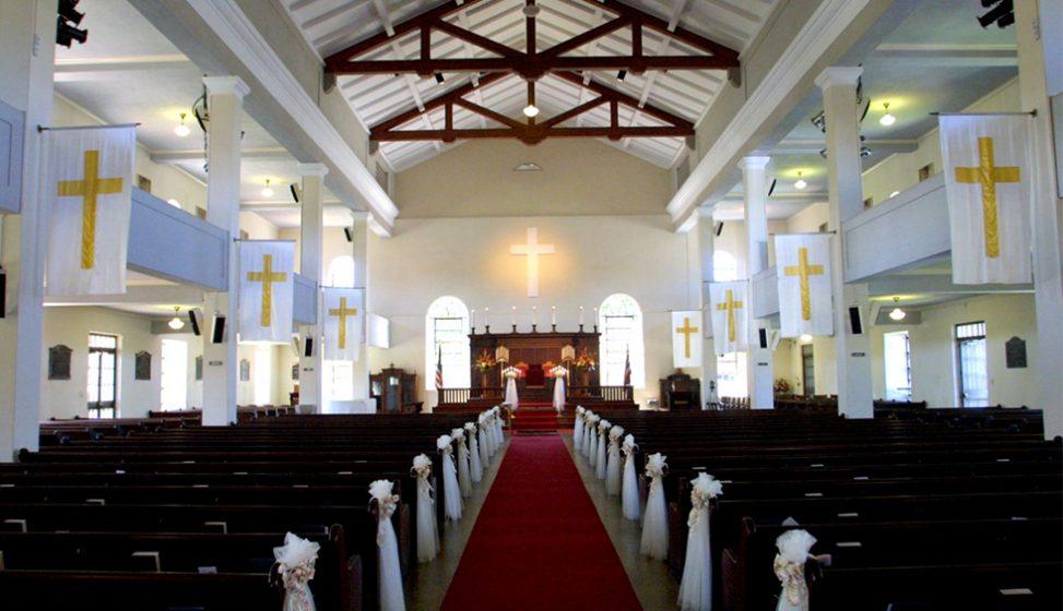 人気リゾート結婚式|カワイアハオ教会|C