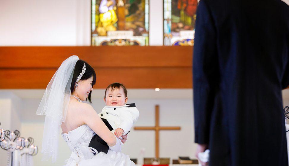 札幌の人気結婚式場|北湯沢緑の森の教会|森のソラニワ|G