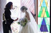 札幌の人気結婚式場|北湯沢緑の森の教会|森のソラニワ|M