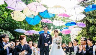 ジャルダンドゥボヌール|札幌|結婚式場|ガーデン|ゲストハウス|幸せの庭|札幌コンシェル