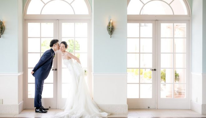 ローズガーデンクライスト教会|札幌|結婚式|教会式|伏見|札幌コンシェル