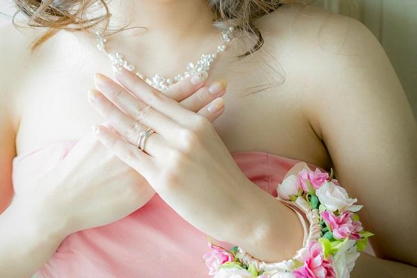 花嫁 ブラダルエステ ネイル