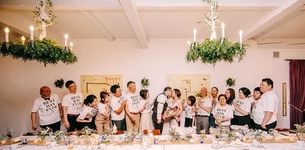 札幌|結婚式|結婚式場|案内状|ブランシュメゾン