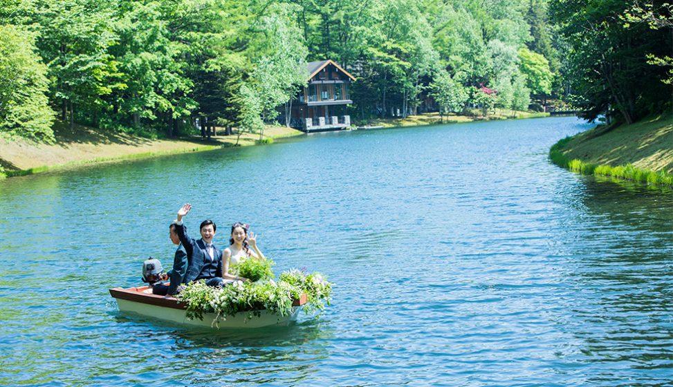 札幌の人気結婚式場|ホテルニドム|E