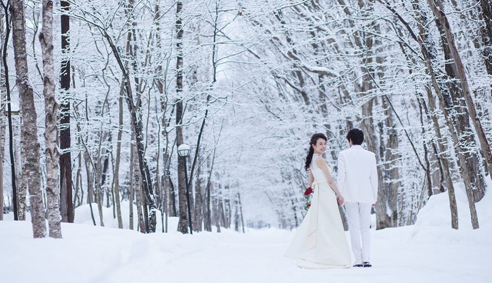 札幌の人気結婚式場|ホテルニドム|I