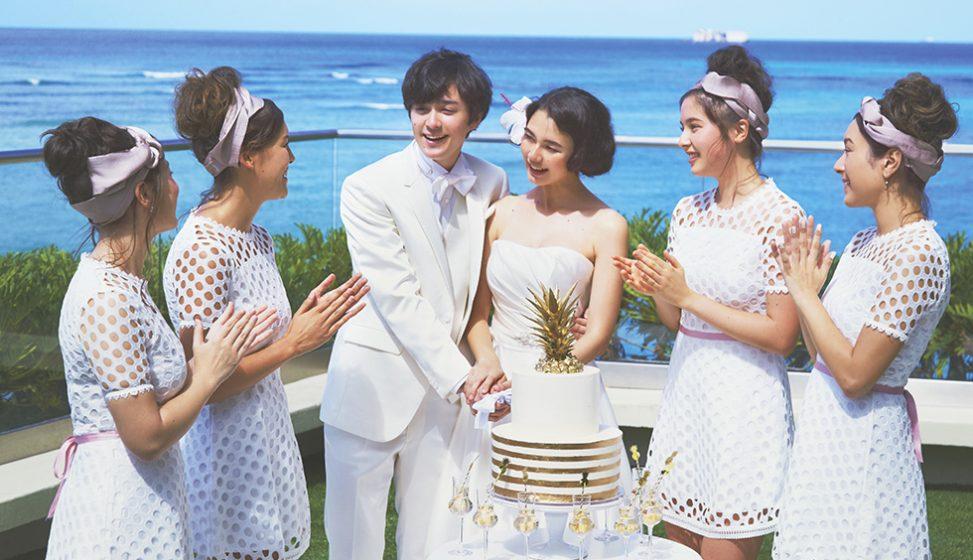 人気リゾート結婚式|ザ・マカナチャペル|F