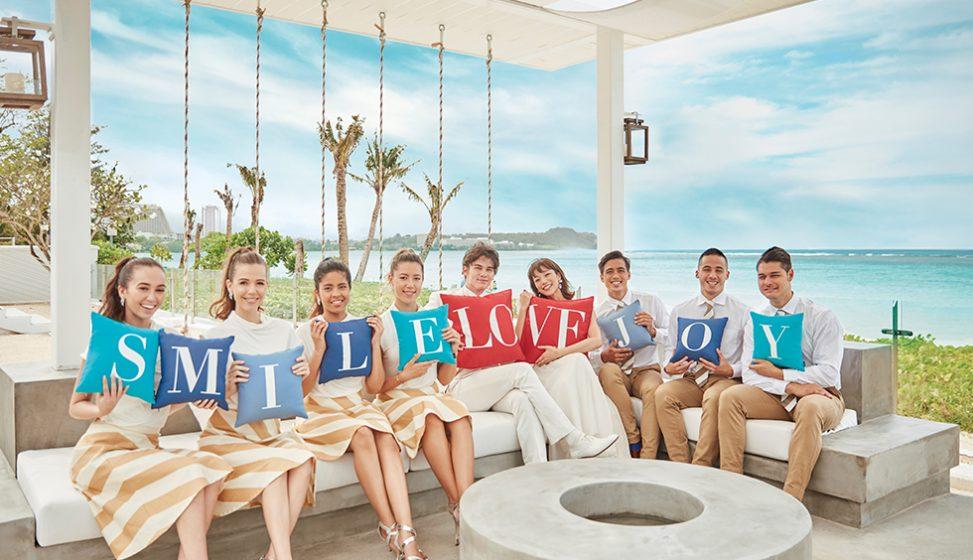 人気リゾート結婚式|ジュエルバイザシー|F