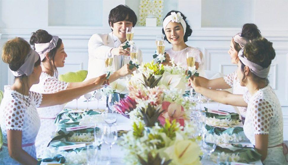 人気リゾート結婚式|ザ・マカナチャペル|H