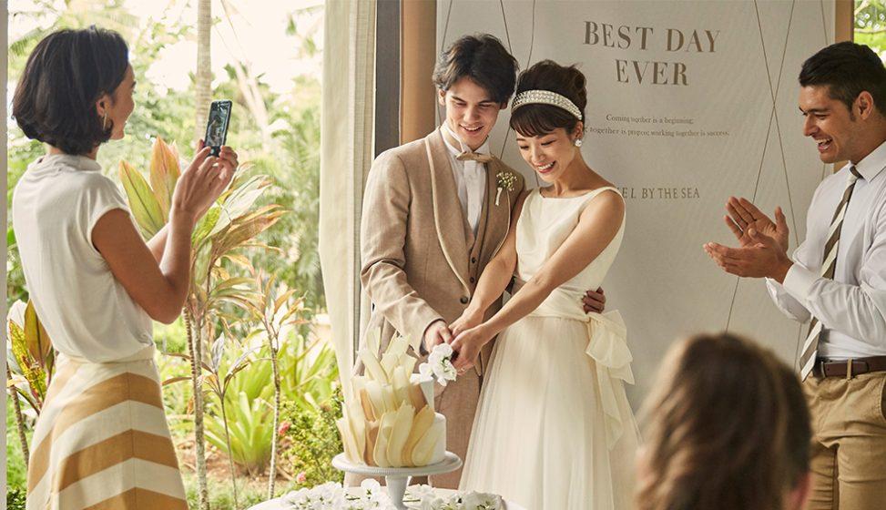 人気リゾート結婚式|ジュエルバイザシー|H