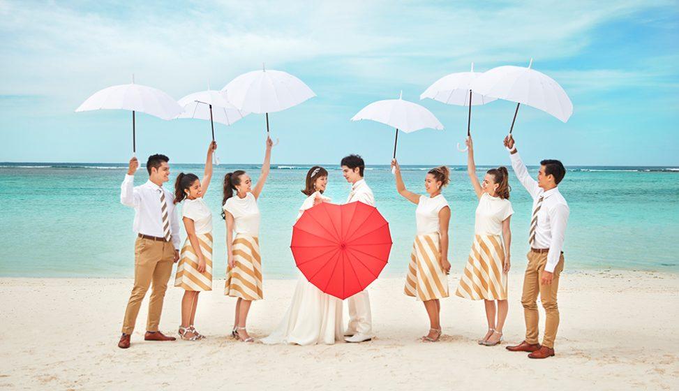 人気リゾート結婚式|ジュエルバイザシー|I