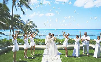 人気リゾート結婚式|ザ・マカナチャペル|K
