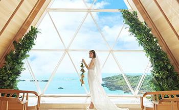 人気リゾート結婚式|奏・葵の教会|K