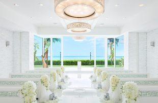 人気リゾート結婚式|ザ・モアナチャペル|A