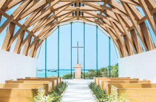 人気リゾート結婚式|瀬良垣島教会|A