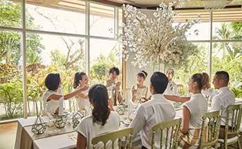 人気リゾート結婚式|ジュエルバイザシー|L