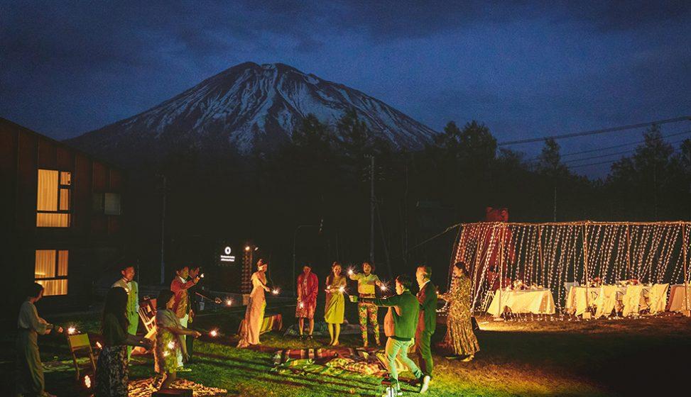 札幌の人気結婚式場|ニセコパノラマ|I