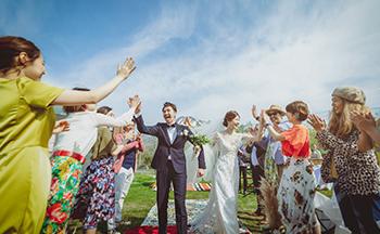 札幌の人気結婚式場|ニセコパノラマ|K