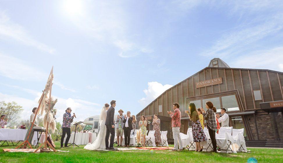 札幌の人気結婚式場|ニセコパノラマ|A