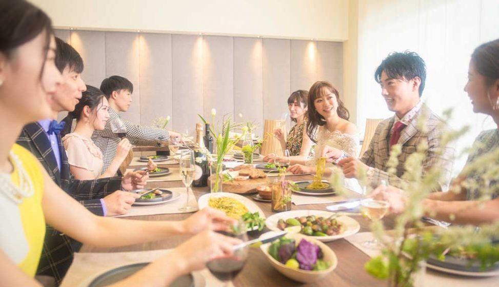札幌の人気結婚式場|the4thplace|D