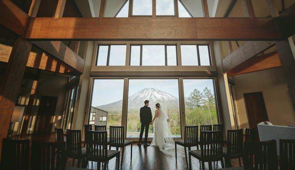 札幌の人気結婚式場|ニセコパノラマ|D