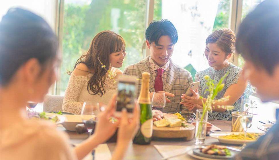 札幌の人気結婚式場|the4thplace|E
