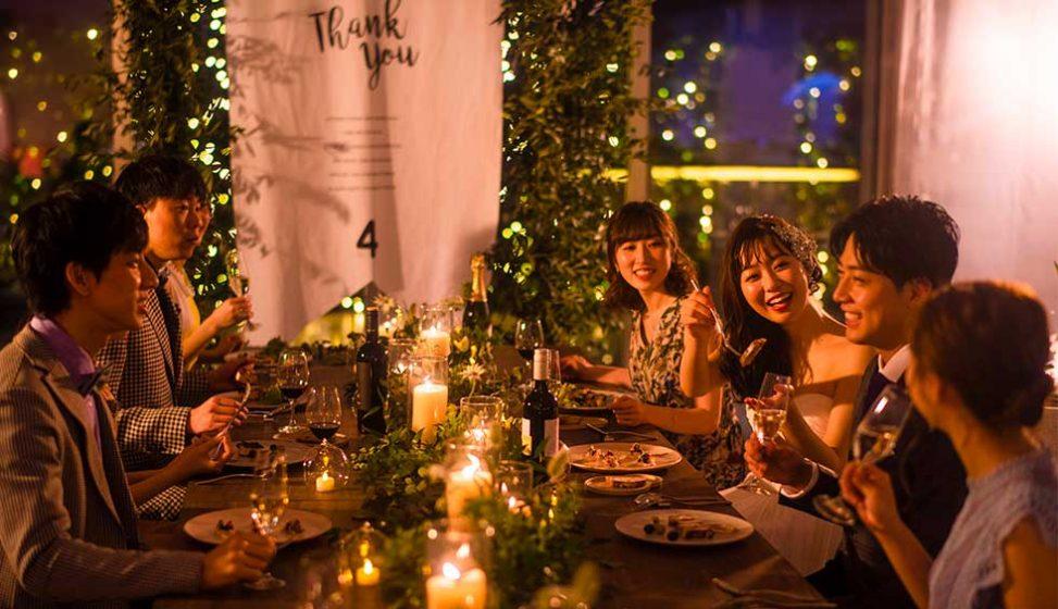 札幌の人気結婚式場|the4thplace|G