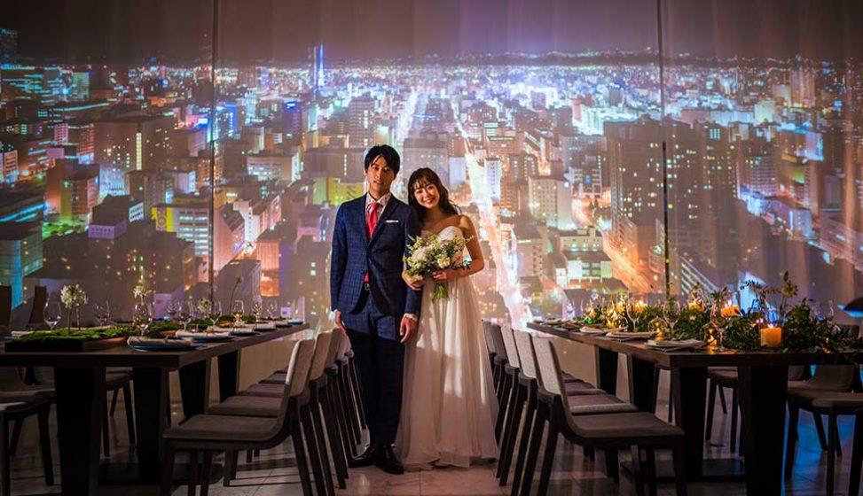 札幌の人気結婚式場|the4thplace|H