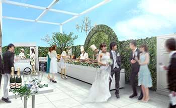 札幌の人気結婚式場|the4thplace|K
