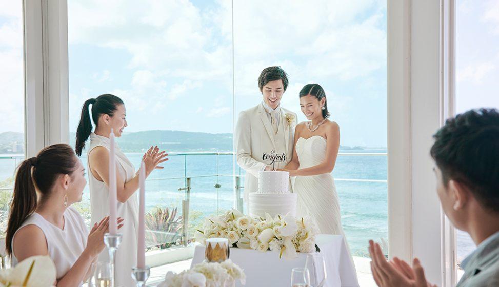 人気リゾート結婚式 ホワイトアロウチャペル H