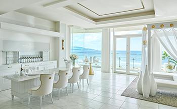 人気リゾート結婚式 ホワイトアロウチャペル K
