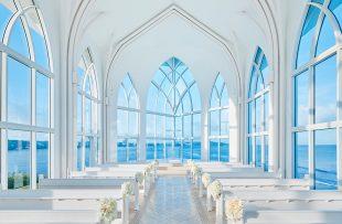 人気リゾート結婚式|クリスタルチャペル|A