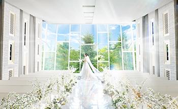 札幌の人気結婚式場|ヒルサイドクラブ迎賓館|L