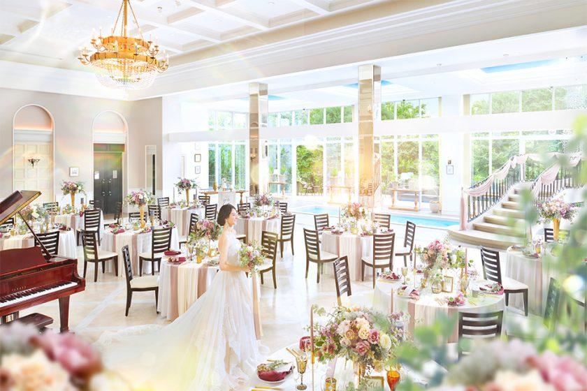 札幌の人気結婚式場|ヒルサイドクラブ迎賓館|B