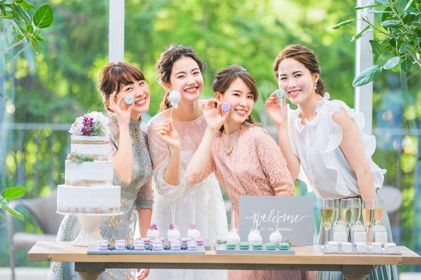 札幌の人気結婚式場|ヒルサイドクラブ迎賓館|C