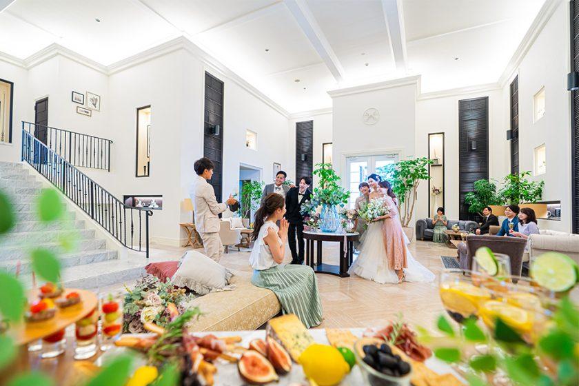 札幌の人気結婚式場|ヒルサイドクラブ迎賓館|D
