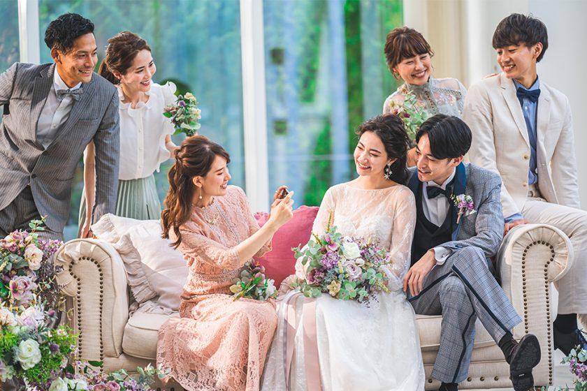 札幌の人気結婚式場|ヒルサイドクラブ迎賓館|E