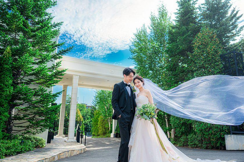札幌の人気結婚式場|ヒルサイドクラブ迎賓館|F