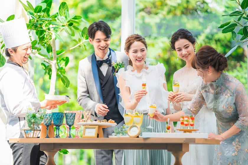 札幌の人気結婚式場|ヒルサイドクラブ迎賓館|G