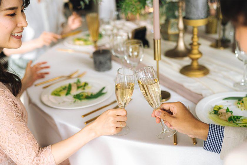 札幌の人気結婚式場|ヒルサイドクラブ迎賓館|H