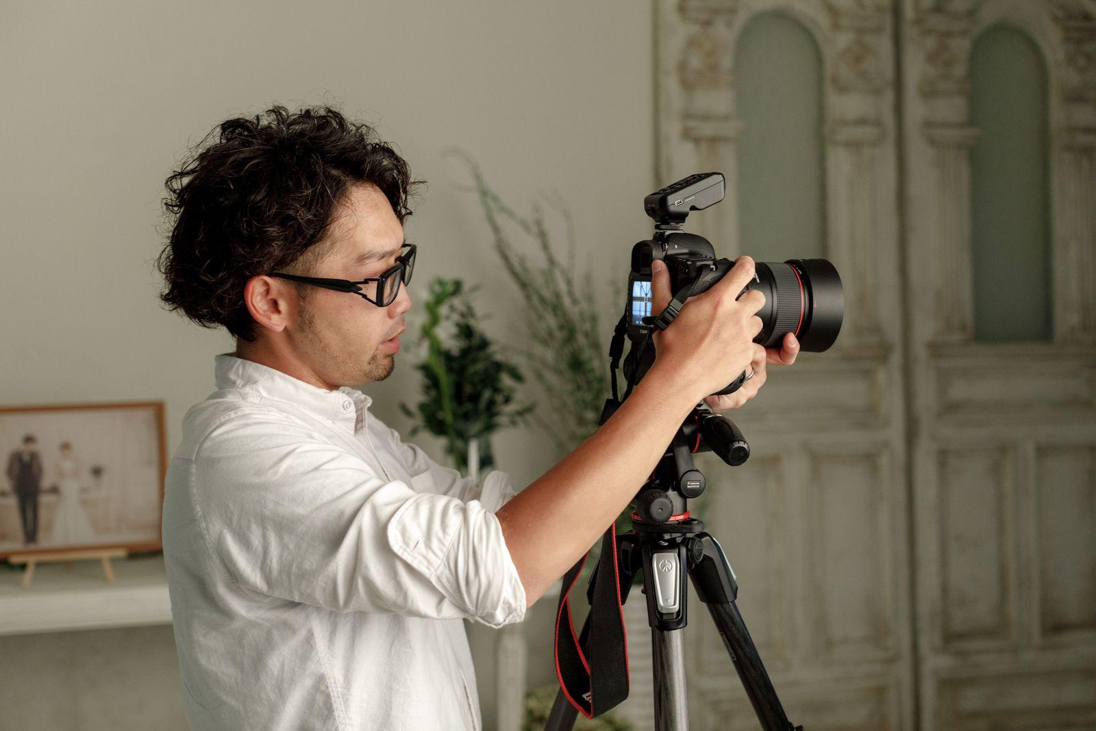 結婚式 写真 カメラ