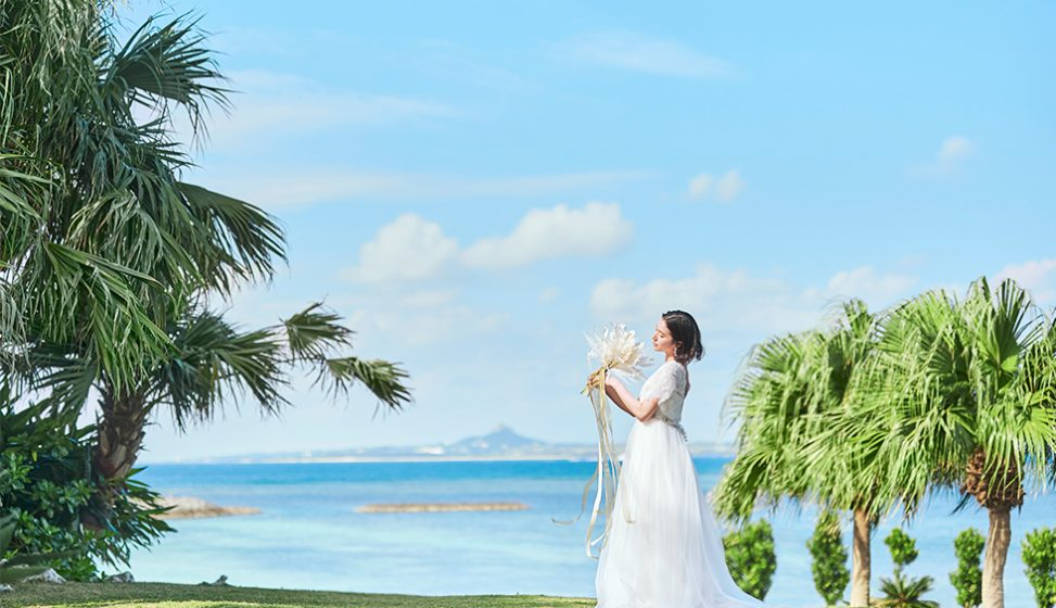 人気リゾート結婚式|白の教会|G