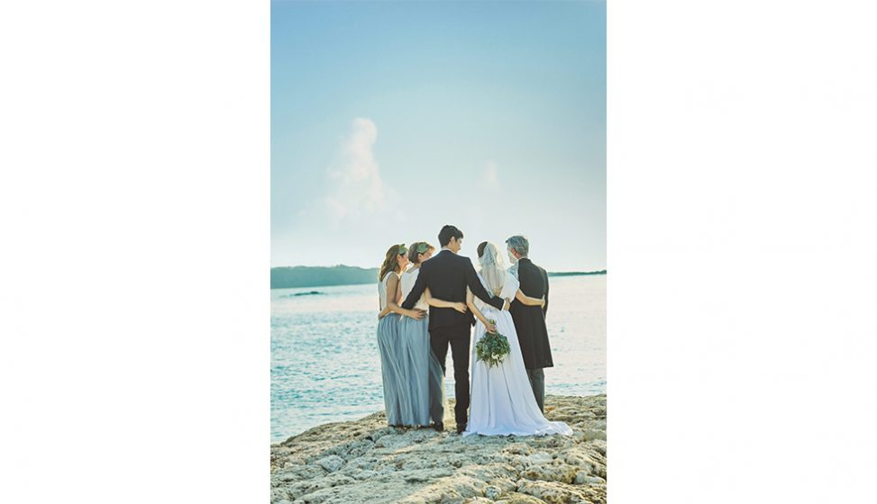 人気リゾート結婚式|瀬良垣島教会|H