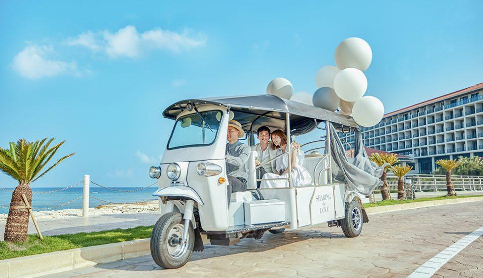 人気リゾート結婚式|瀬良垣島教会|I